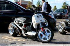 rukus modified | Modified Honda Ruckus