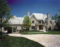 Fernando Manor Luxury Home - plan 129S-0014 | houseplansandmore.com  #home #luxury