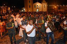 #LEIAMAIS WWW.OBSERVADORINDEPENDENTE.COM Sociais: JACOBINA: Realizada a 12ª Caminhada da Luz