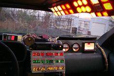 Custom-Built Back to the Future DeLorean 5