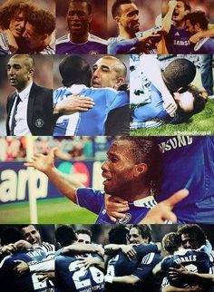 feeling blessed to be Blues :')