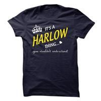 Its A HARLOW Thing..!
