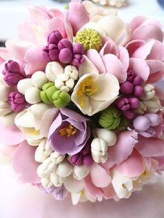 Wedding Bouquet Athena Weddings Flower Bouquets by IrynaFleur