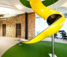 Slide Into Peer 1 Hostings European Headquarters