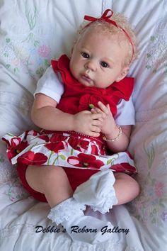 Addison/Olivia by Ann Timmerman, Reborned by Debbie