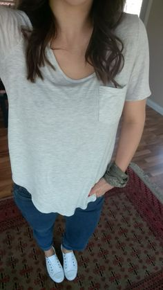 Style by Melissa Ann  //  Effortless Casual Outfit