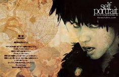 HYDE - self portrait 2 (Fictitious) Self Portait, Anime Songs, Singer, Portrait, Artist, Instagram, People, Singers, Portrait Illustration