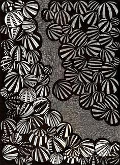 PATTERNS by Iris , via Behance
