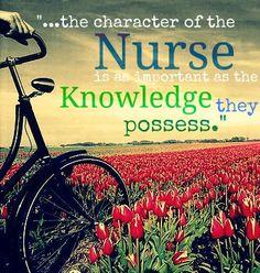 What are some characteristics that you think helps make a good nurse? Nurse Love, Rn Nurse, Nurse Humor, Nurse Stuff, Hello Nurse, Medical Humor, Travel Nursing, Nursing Tips, Nursing Notes