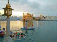 Harmandir Sahib, Golden Temple Amritsar, Gurbani Quotes, Native Country, Punjabi Quotes, Amazing Places, Temples, Blessings, The Good Place