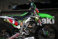 Ryan Villopoto - 2014 Bikes of Supercross - Motocross Pictures - Vital MX