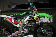 Ryan Villopoto - 2014 Bikes of Supercross - Motocross Pictures - Vital MX