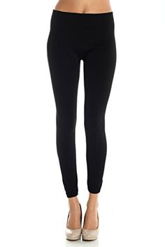 Basic Full Length Fleece Lined Leggings for Women and Junior, http://www.amazon.com/dp/B014V3NXQ4/ref=cm_sw_r_pi_awdm_9pQuwb0XTB4GJ