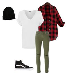 """Untitled #97"" by teranaharris on Polyvore featuring WearAll, Vans, J Brand and Dolce&Gabbana"
