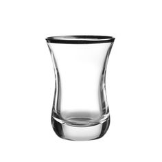 67ml Quality Hand Made glassware that is stylish and practical. Not suitable for dishwasher or microwave.