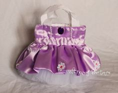 New Cinderella Live Action 2015 Princess Tote by WhitneyBoutique