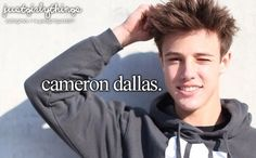 aw look guys cameron has his own justgirlythings aw