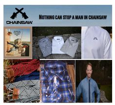 Ian Ziering's Chainsaw Brands and Chainsaw Sports. Clothing to live and work in comfortably.  The new American standard in fashion.