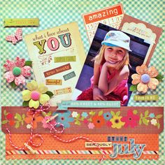 My Little Sketch Blook: BRAND New Fabulous Collection from Simple Stories