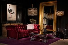 Coco Republic Timothy Oulton (Couch for the Lounge)