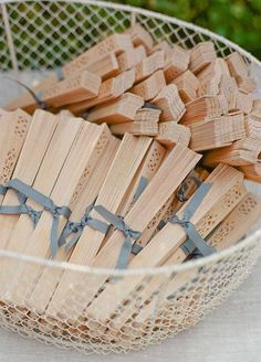 These are great alternative wedding favors that are very affordable. #weddingfavors #ideas #affordableweddingfavors