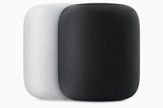 The HomePod is Apple's smart speaker that is controlled using Siri and is designed primarily for high-quality music playback. Things To Ask Siri, Good Things, Apple Music Account, Homekit Devices, Sonos One, Smart Lights, Apple Products