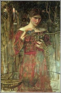 John William Waterhouse - Process