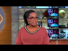 "(32) Oprah explores ""life-changing question"" in treating childhood trauma - YouTube"