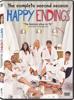 Happy Endings: Season Two (DVD)