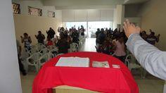 Reunião em são Paulo 07/04