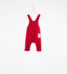 Image 1 of Pear dungarees from Zara