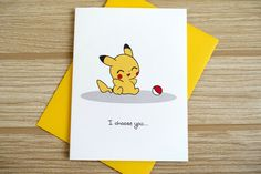 10 Pokemon Toys You Need on Your Quest to Catch Them All 10 Pokemon-Spielzeuge, die du brauchst, um Funny Love Cards, Cute Cards, Diy Cards, Pokemon Birthday Card, Funny Birthday Cards, Birthday Puns, Birthday Cards For Boyfriend, Diy Gifts For Boyfriend, Tarjetas Diy