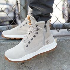 Sneakers Fashion Outfits, Mens Boots Fashion, Mens Boots Style, Best Mens Boots, Casual Boots For Men, Sneakers Outfit Men, Casual Sneakers, Timberland Boots Outfit, Nike Boots Mens