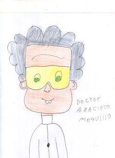 doctor anacieto moquillo - El Chapulín Colorado