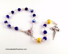 St James Camino de Santiago Rosary Chaplet Come Visit UnbreakableRosaries.com