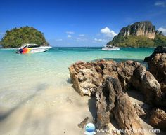 Unseen Thailand Trip 4 Island.Enjoy with Canoeing + Snorkeling. http://www.jctour-phuket.com/krabicanoesnorkeling/index.php