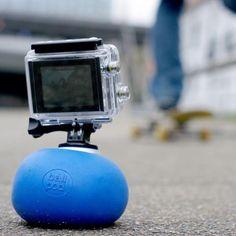 Nuovi arrivi - BallPod - supporto per macchina fotografica - Poggiare ovunque e dire cheeeeees!