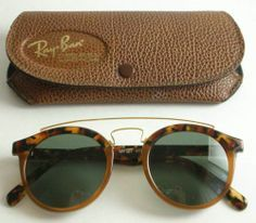 Ray Ban Highstreet Gradient RB4147 Grey Sunglasses