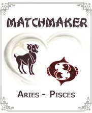 Pisces man and aries woman sexually