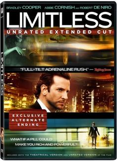 Limitless - good movie
