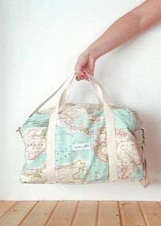 Travel bag by: Mamabird https://www.facebook.com/mamabird.handmade