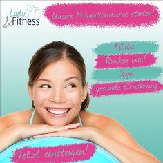Gute Nachrichten vom eurem Lady & Fitness! In der Woche ab dem 18. Januar starten gleich 4 Präventionskurse online‼️ 👉 Pilates 👉 Rücken vital 👉 Yoga 👉 gesunde Ernährung Diese Kurse werden bis zu 80% von der Krankenkasse finanziert und vielen von euch bestimmt sehr gut tun. 🥰 Bitte meldet euch zügig telefonisch oder per Email an, alle weiteren Infos bekommt ihr dann von uns! 🤗 #LadyFitnessWerne #Werne #Präventionskurs #Pilates #Rücken #Yoga #gesundeErnährung