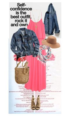 Confidence........... by style-stories on Polyvore featuring H&M, Gap, Mossimo, Maison Margiela, Roxy, Mudd and MAC Cosmetics