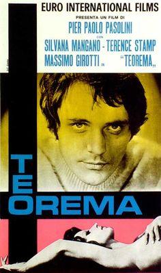Théorème - Pier Paolo Pasolini - 1968