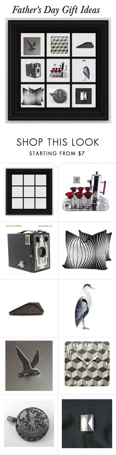 """Father's Day Gift Ideas"" by anna-ragland ❤ liked on Polyvore featuring Kodak, men's fashion and menswear"