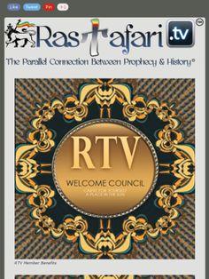 Set to launch July 23, 2014. Rastafari TV
