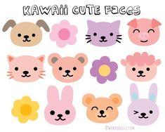 how to draw pumpkin Funny Drawings, Kawaii Drawings, Animal Drawings, Drawing Animals, Animal Heads, Animal Faces, Griffonnages Kawaii, Kawaii Illustration, Cartoon Profile Pics