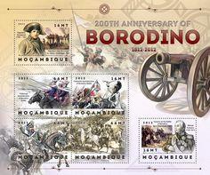 Borodino battle
