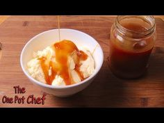 Upgrade Dessert With the Ultimate Salted Caramel Sauce
