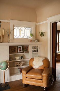 A Natural & Inviting Portland Apartment